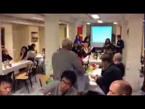 Malaysia & Danish Club In Denmark 2014