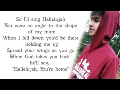 Ed Sheeran - Supermarket Flowers / Lyrics (Jhamil Villanueva Cover)
