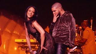 Rihanna Twerks on Drake Onstage at Miami ANTI Concert