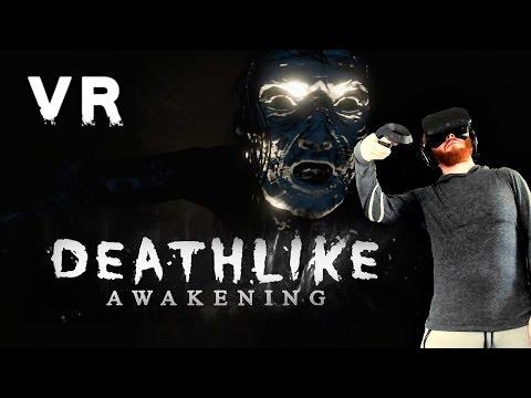 Deathlike: Awakening - VR horror game where you evade a demon that senses movement