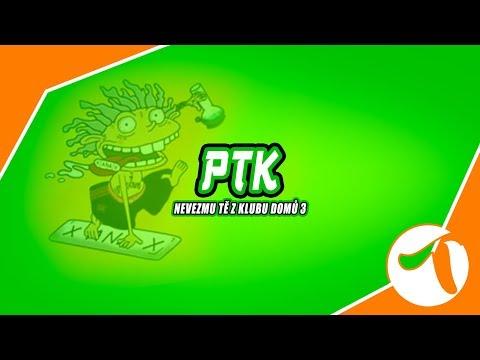 PTK - Nevezmu tě z klubu domů 3 (unOfficial lyrics video)