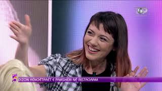 Ftese ne 5, Kejsi, vajza që parodizon këngëtarët e famshëm në Insta, 24 Shtator 2018, Pjesa 3