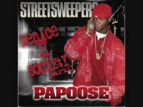 """Papoose- """"Raised With Them Gangstaz"""""""