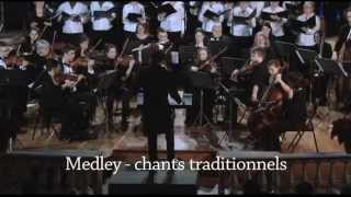Noël chants traditionnels - medley par L