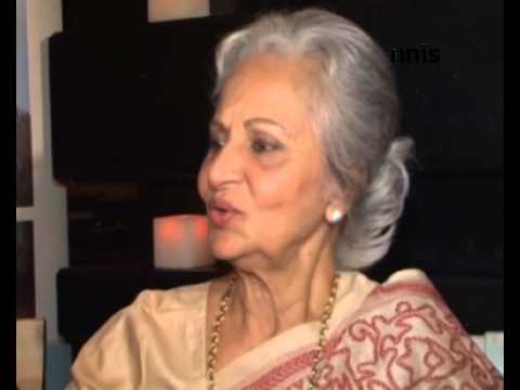 Waheeda Remains Mum Over Alleged Affair With Guru Dutt