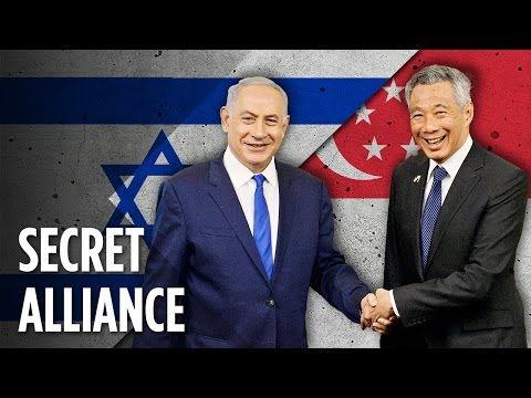 Why Do Israel And Singapore Love Each Other?