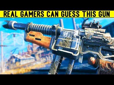 Top 10 BIGGEST Weapons in Video Games