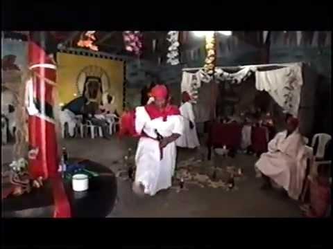 HAITIAN VODOU SOCIETE TIPA TIPA MANMIE TOYE  SALUTATION OGOU BLOCOSSE {BAINET} -786-326-0365