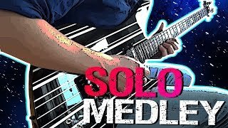 Avenged Sevenfold SOLO MEDLEY 20 000 Subscriber Special