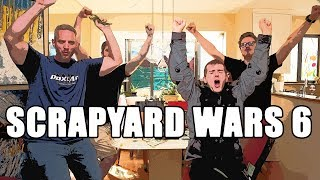 Scrapyard Wars 6 Pt 2 - 1337 Gaming PC Challenge