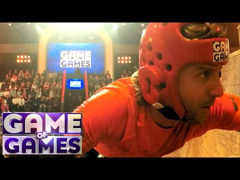 Could You Beat The Tomb Of Doom? | Game Of Games |