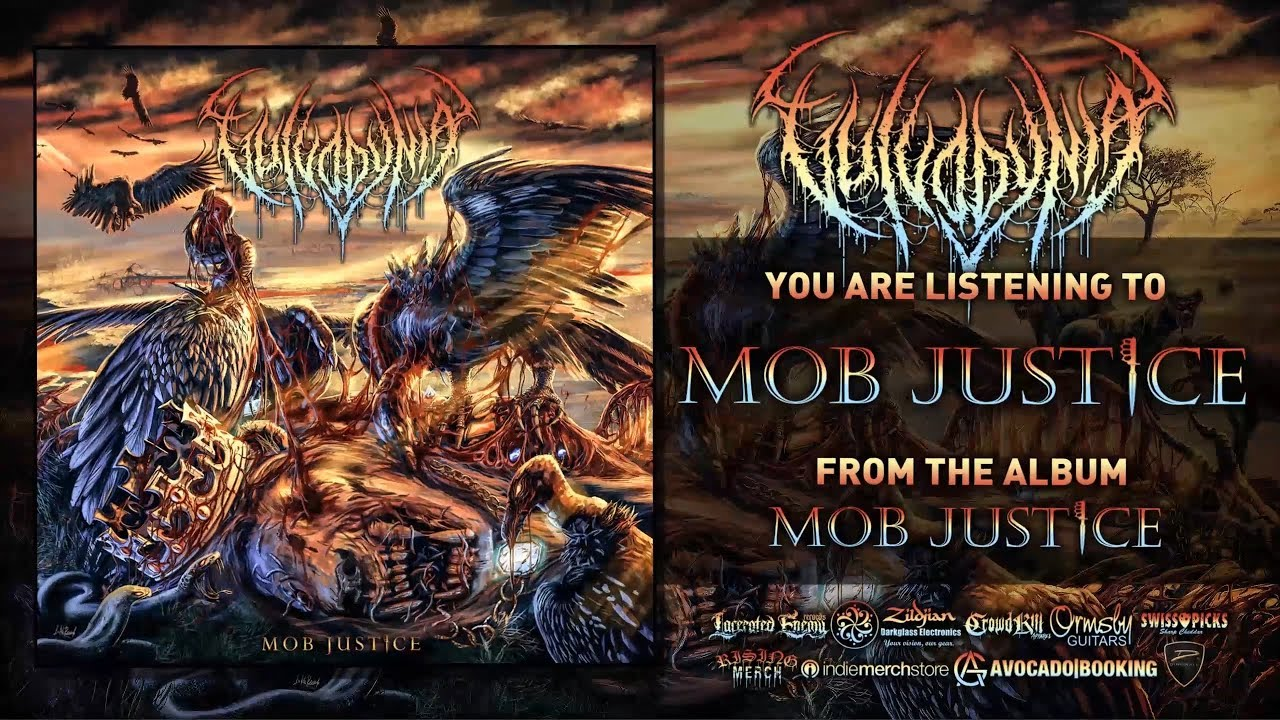 VULVODYNIA - MOB JUSTICE [OFFICIAL ALBUM STREAM] (2019) SW EXCLUSIVE