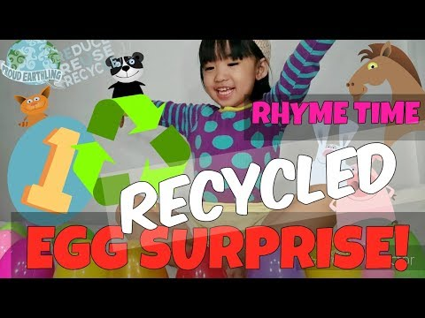 EGG SURPRISE - Recycled