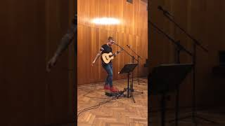 Shape of you (Ed Sheeran cover) / Tomáš Löbl