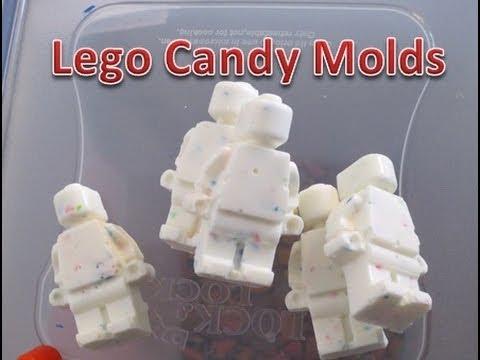 DIY - Lego Candy Using a Mold