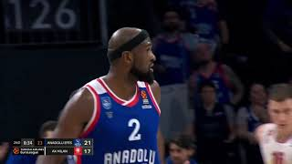 01.14.2020 / Anadolu Efes - AX Armani Exchange Milan / Chris Singleton