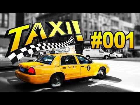 TAXI-Simulator #001 -