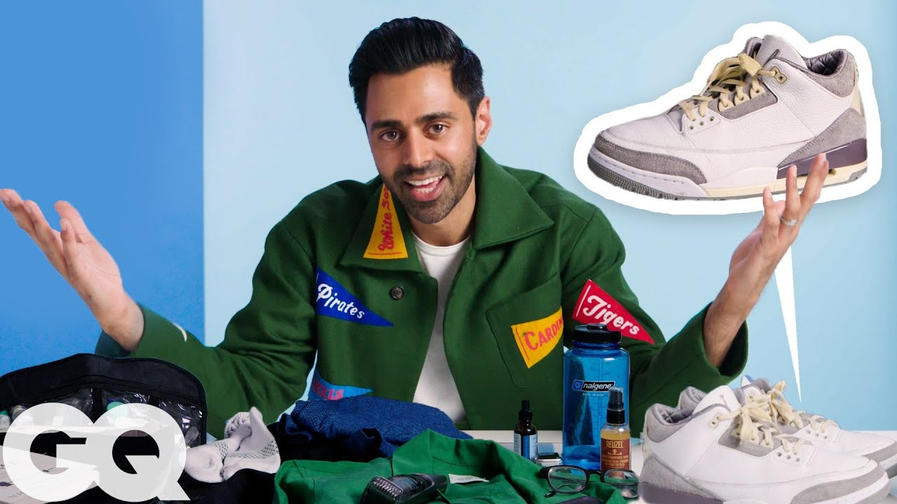 10 Things Hasan Minhaj Can't Live Without