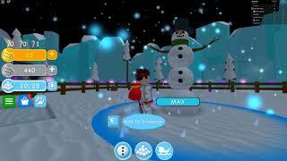 Han Do Snowman King | Roblox Snowman Simulator