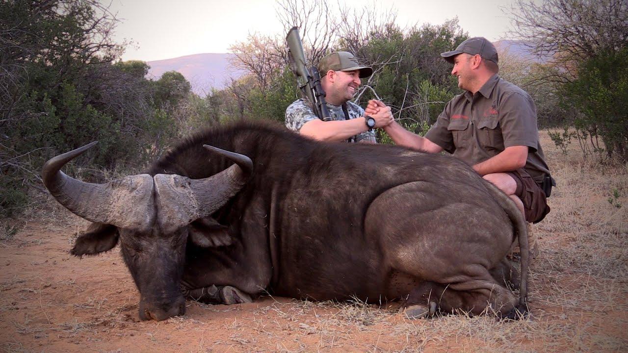 African Hunter - Rock Podeszwa Buffalo Hunt
