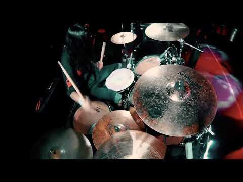 Crowz Slipknot   Vermilion pt 1  Drum Cam