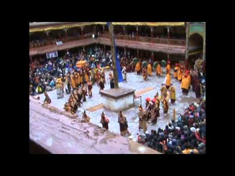 Ladakh - Hemis Festival