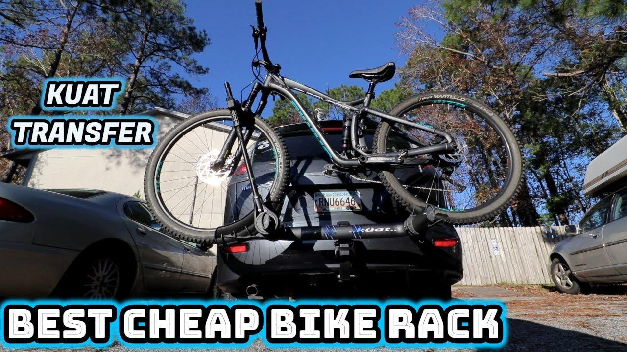 budget friendly bike rack kuat transfer