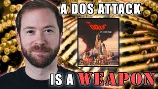 Is A DOS Attack A Weapon? | Idea Channel | PBS Digital Studios