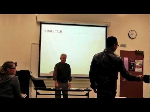 Business Etiquette - SCPD CBA CSULB