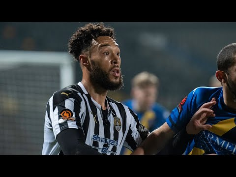 Notts County King's Lynn Goals And Highlights