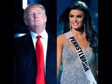 Miss Pennsylvania V.S. Donald Trump