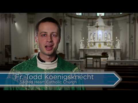Fr. Todd Koenigsknecht, Sacred Heart Catholic Church