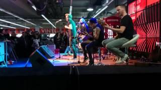 Donots - Dann ohne mich - unplugged  (Saturn Hamburg 21.02.2015)