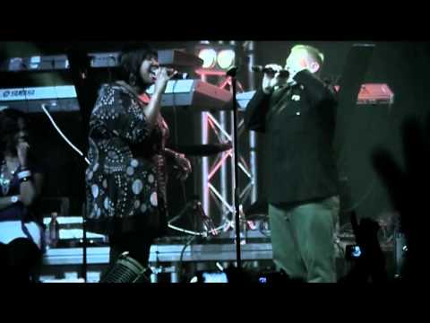 Samuel Ljungblahd Nikki Ross Kirk Franklin 2009 Sweden gospel soulful GOOD SOUND QUALITY