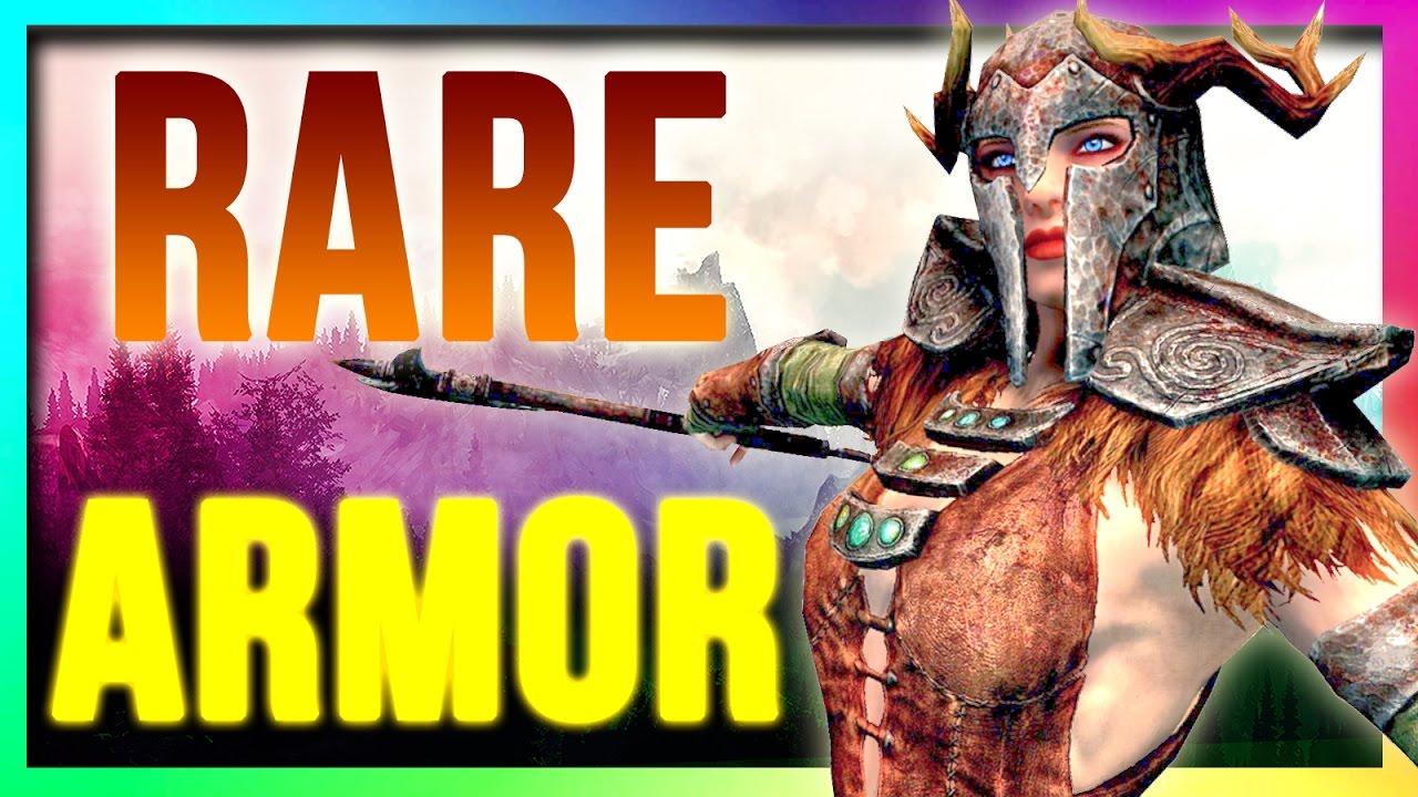 Skyrim Special Edition SECRET Armor Location (Rare Full Ancient Nordic  Easter Egg Secrets)