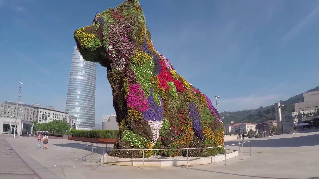 Guggenheim Museo.Museo Guggenheim Bilbao Youtube