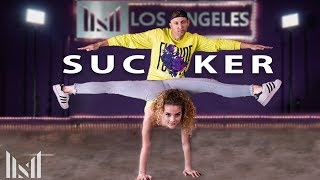 SUCKER - Jonas Brothers Dance | Matt Steffanina & Sofie Dossi Video