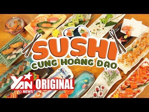 Sushi và Cung Hoàng Đạo