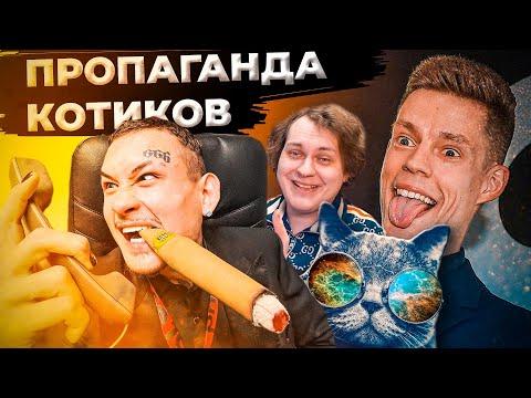МОРГЕНШТЕРН, ДУДЬ, ИВАНГАЙ И ПРОПАГАНДА КОТИКОВ - Видео онлайн