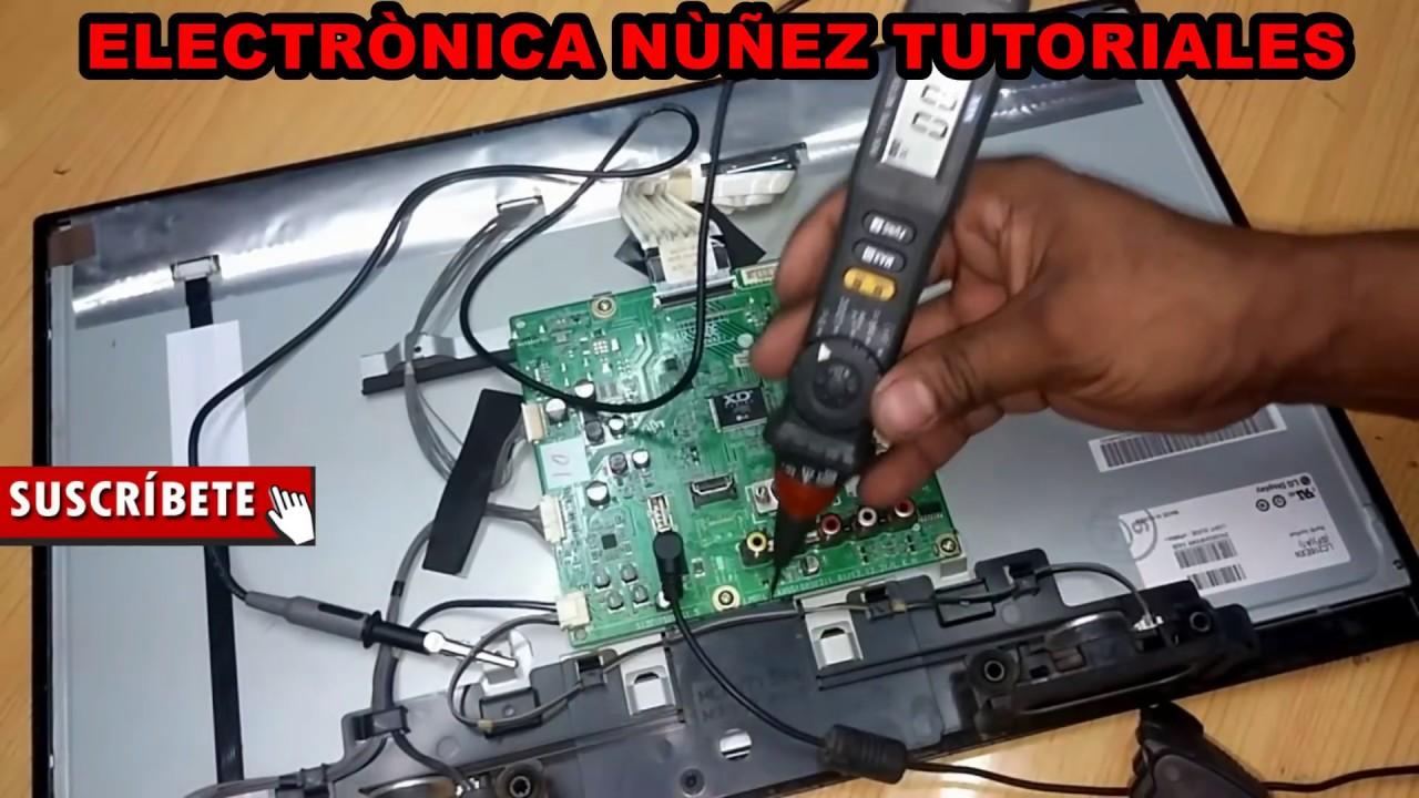 Descarga Gratis Diagramas De Tv Led Lcd Plasma Electronica Nunez Tutoriales Youtube
