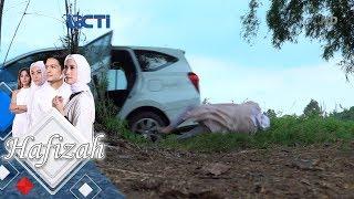 HAFIZAH - Hafizah Mencoba Keluar Dari Mobil Dengan Melompat [12 Maret 2018]