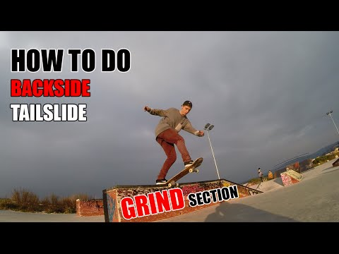 How to BS TAILSLIDE