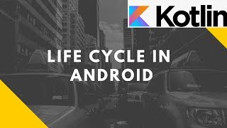 Lifecycle of an activity in Android | Advanced Mobile Programming | Bsc I.T.