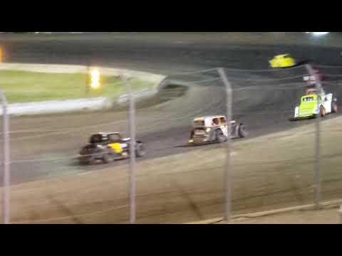 Jamestown Speedway 8/24/19