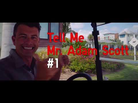 Tell Me Mr. Adam Scott #1 | UNIQLO