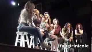 Fifth Harmony X Factor Audition Songs Orlando 2/27/14