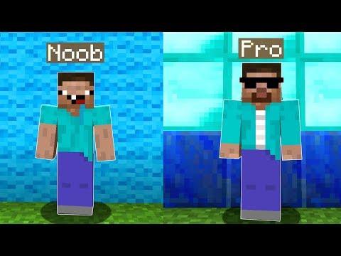 Minecraft: NOOB VS PRO HIDE AND SEEK!! - Morph Hide And Seek - Modded Mini-Game