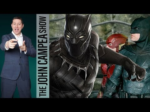 Black Panther Domestic Box Office Passes Justice League's Global Box Office - The John Campea Show