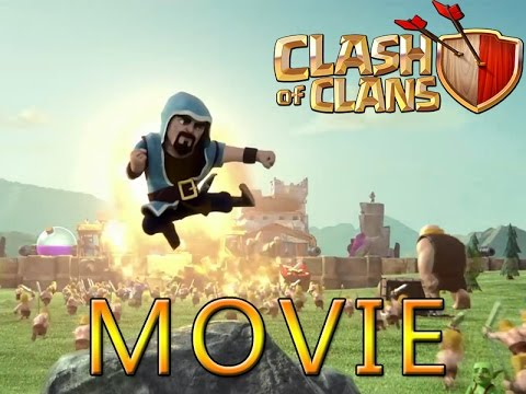 Clash Of Clans: Movie Animation! (2016 Special) - YouTube