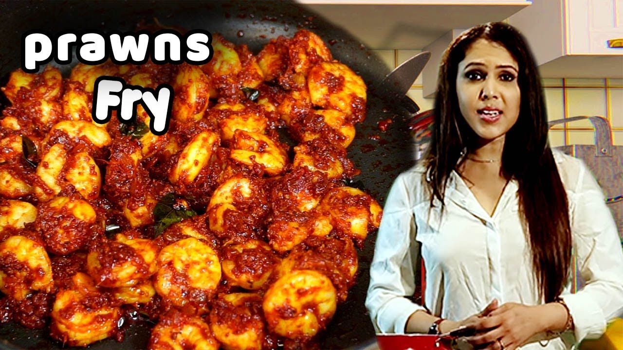 how to cook prawns youtube